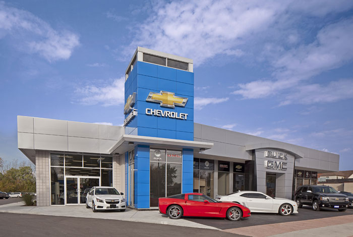 Reaume Chevrolet GM Dealership LaSalle ON